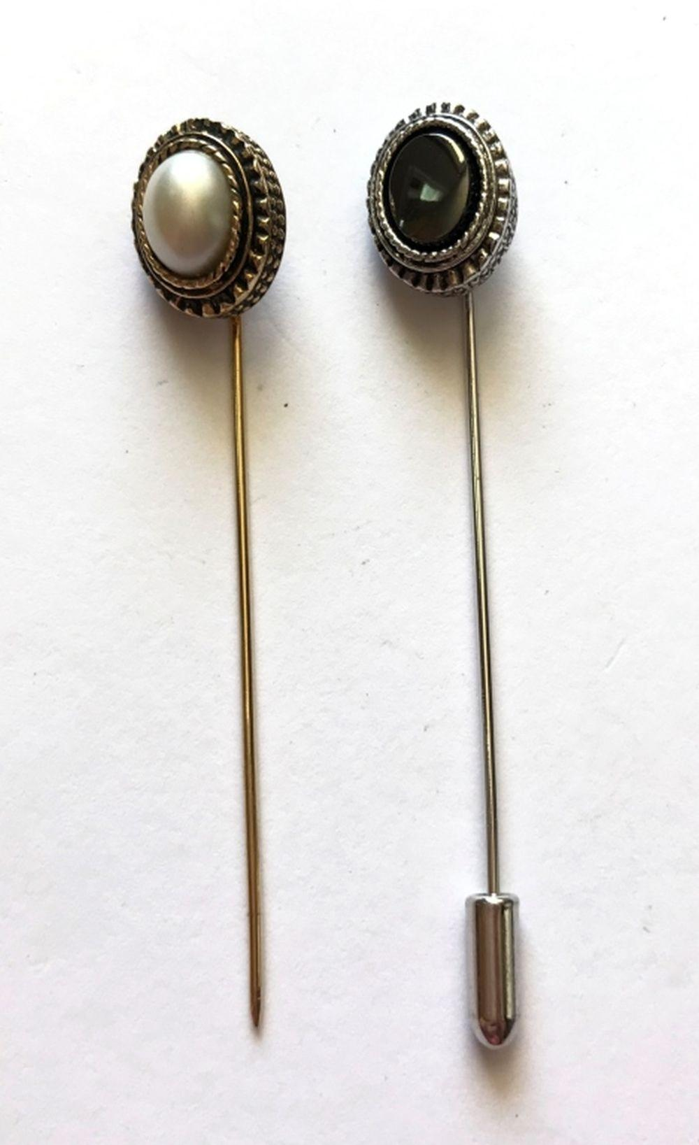 2 SARAH COVENTRY PINS