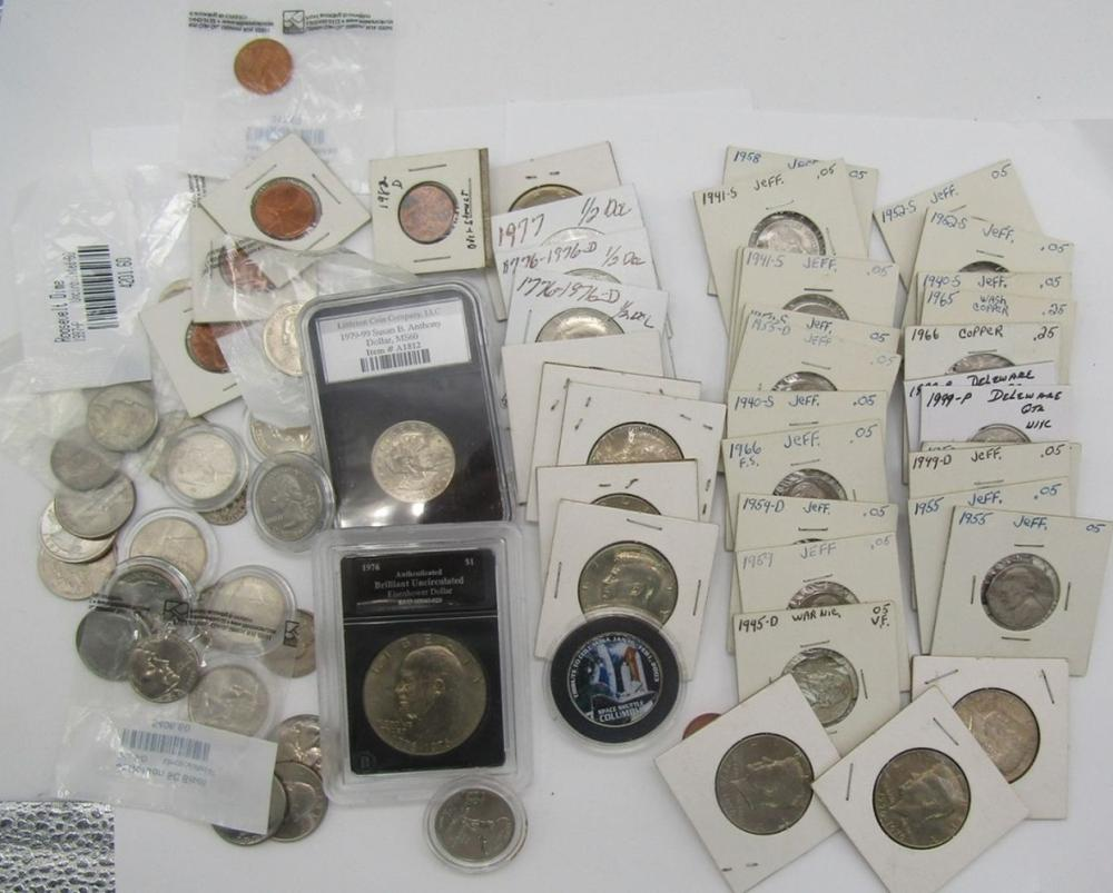 HUGE COIN COLLECTION: HALVES; QTRS;