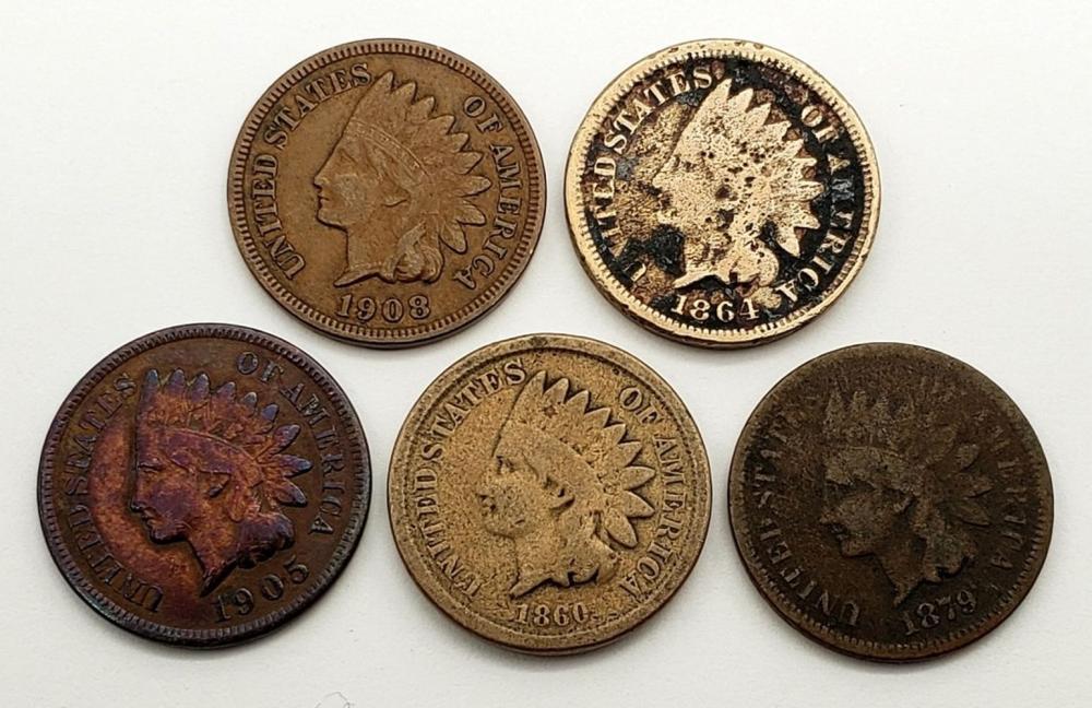 1860, 1864, 1879, 1905, 1908