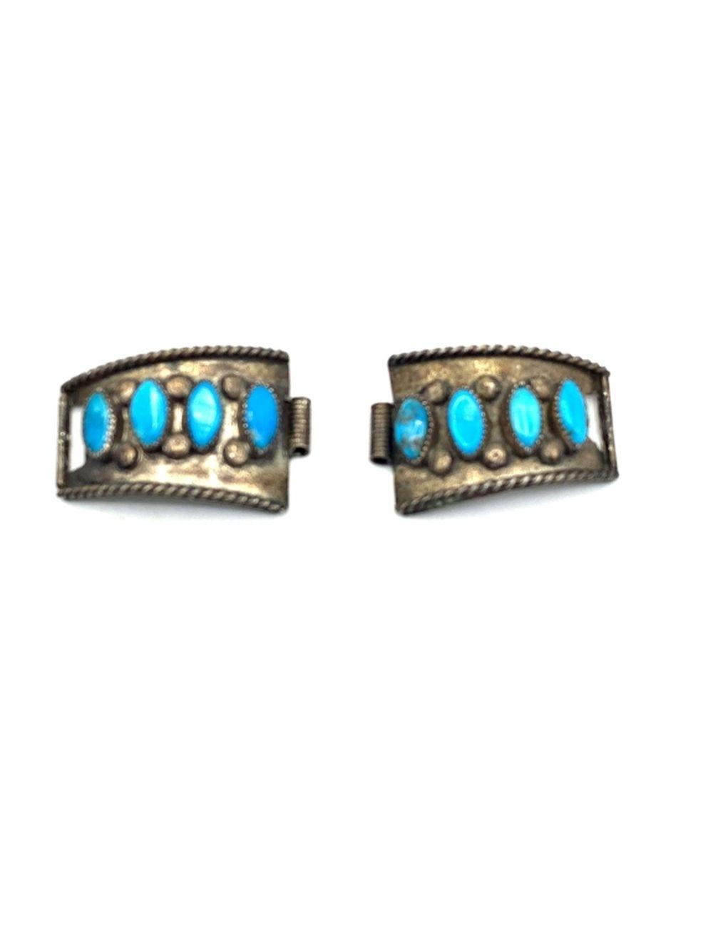 S. M. BAHE WATCH TIPS TURQUOISE