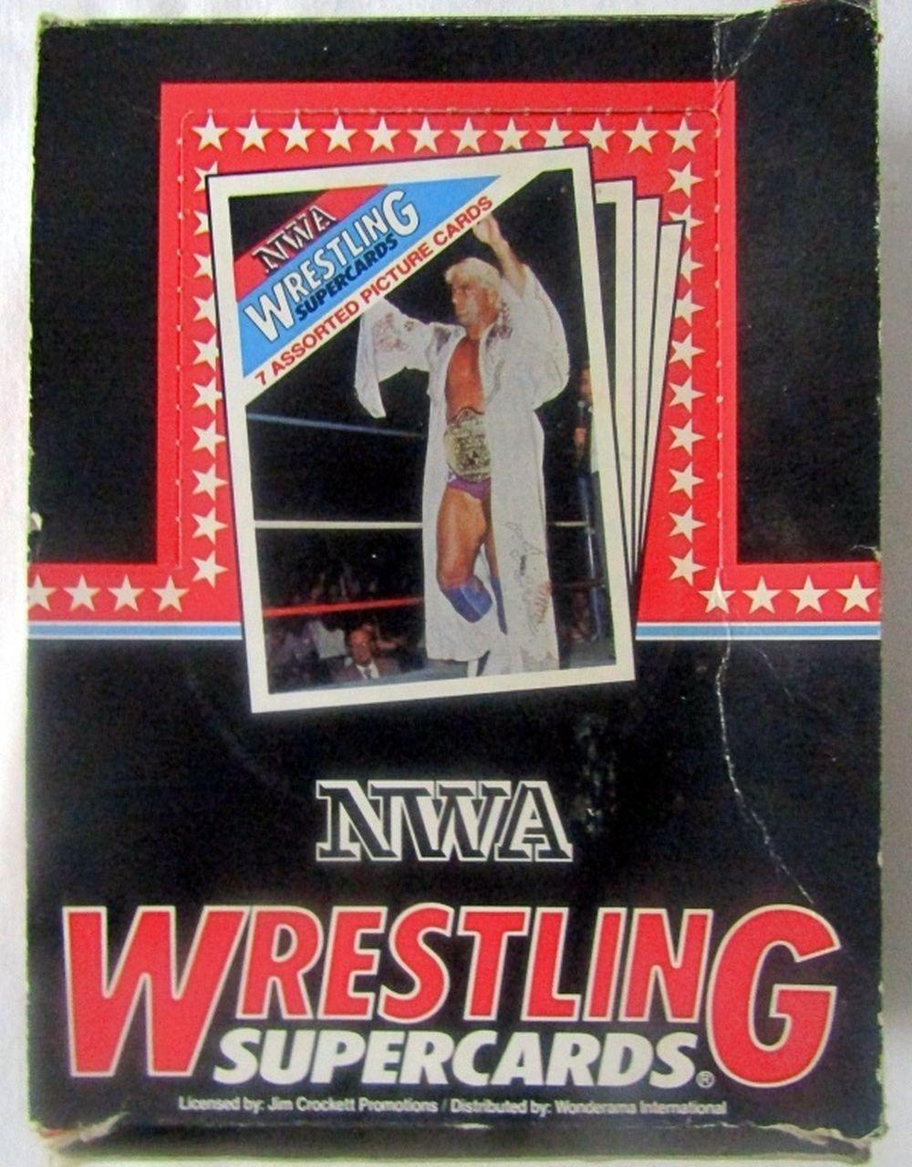 1988 Wonderama NWA Wrestling