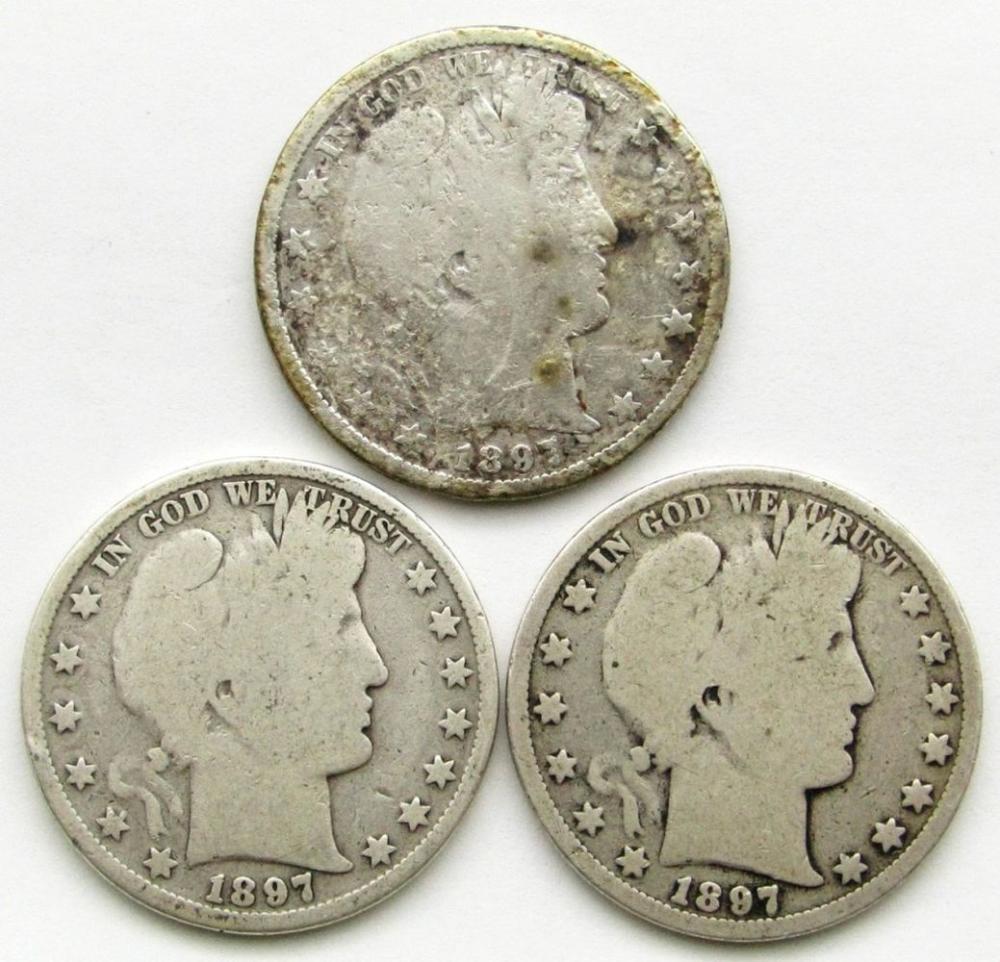 3-1897 BARBER HALD DOLLARS AG