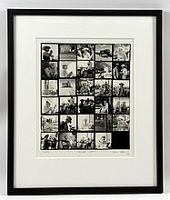 James Dean Giant Limited Edition Signed & Numbered Sid Avery Poster