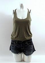 In the Blood Ava (Gina Carano) Costume
