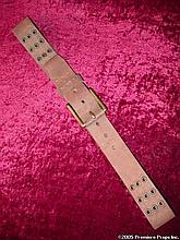The Chronicles of Riddick Helion Woman Belt Prop