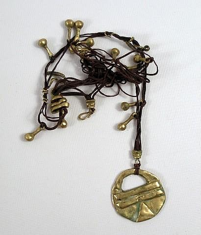 Lord Of The Rings Fellowship Of The Ring Necklace Prop