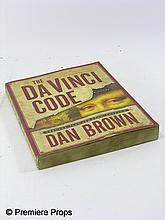 Book of Eli The Da Vinci Code Book Movie Props