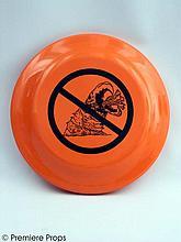 Tremors Frisbee