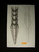 Tentacle Concept Art