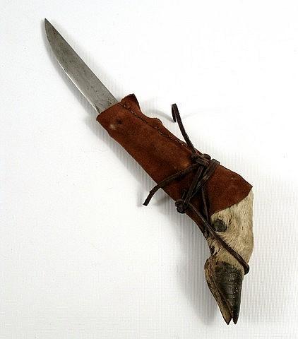 The Hobbit An Unexpected Journey Deer Hoof Dagger