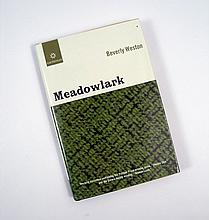 August Osage County Beverly Weston (Sam Shepard) Meadowlark Book Prop