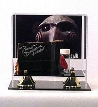 Saw III & Saw 3D Nina's (Naomi Snieckus) Guts/ Pig Vat Trap Door/ Bousman Autograph