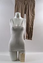 Transcendence Evelyn's (Rebecca Hall) Screen Worn Movie Costumes