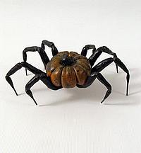 Nightmare Before Christmas Pumpkin-Spider Puppet