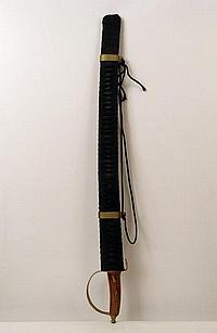 Pirates Of The Caribbean At World's End Long-Sword & Sheath Prop