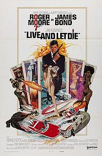 Live and Let Die U.S One Sheet 27