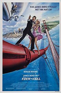 A View To A Kill- Rolled U.S. Style B 1-Sheet Poster