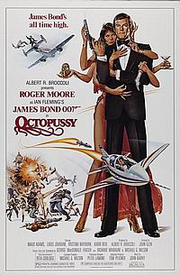Octopussy- Rolled U.S. 1-Sheet Poster