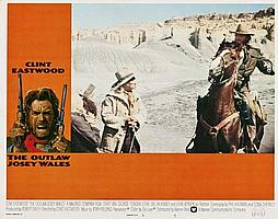 Outlaw Josey Wales U.S Lobby Cards