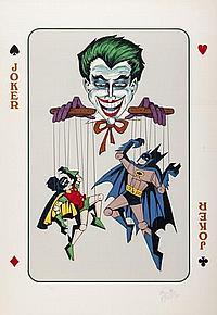 Batman Litho Joker
