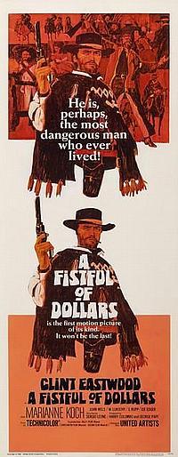 Fistful of Dollars U.S Insert 14