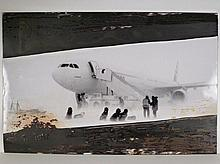 Tony SOULIE 'A340-600 cold weather campaign - Iqaluit - Canada