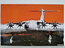 Tony SOULIE 'A400M  landing