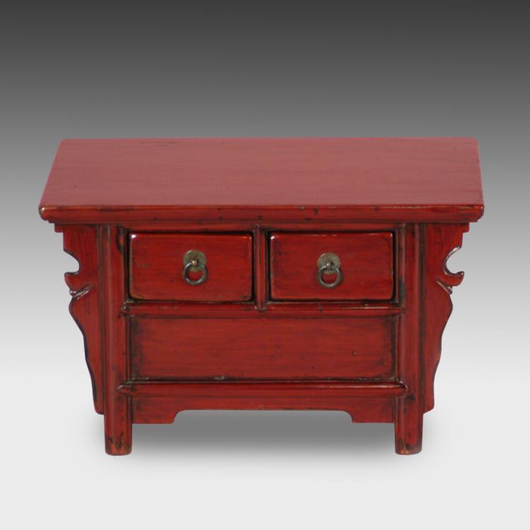 Mini Altar Cabinet