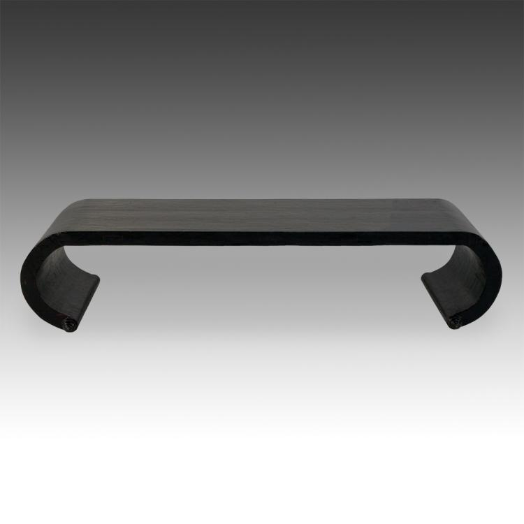 Lute-Form Bench or Table