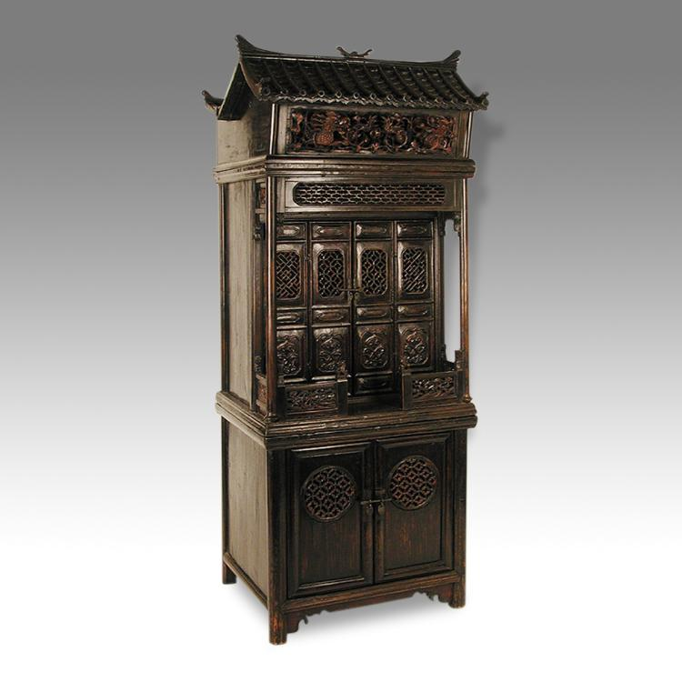 Compound Shrine Cabinet