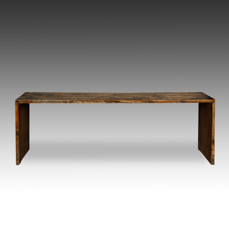 Parsons Style Altar Table