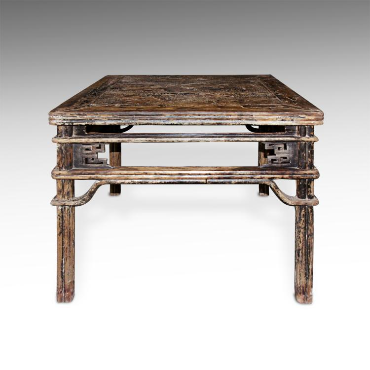Square Altar Table