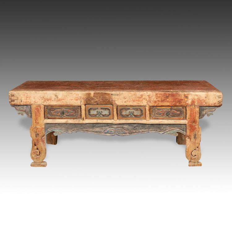 Temple Console or Altar Table
