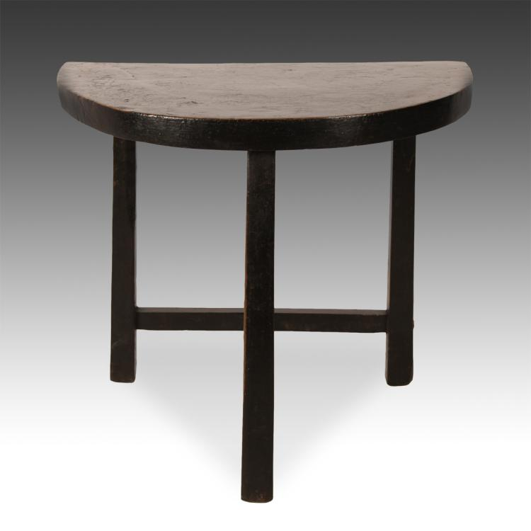 Demilune Table
