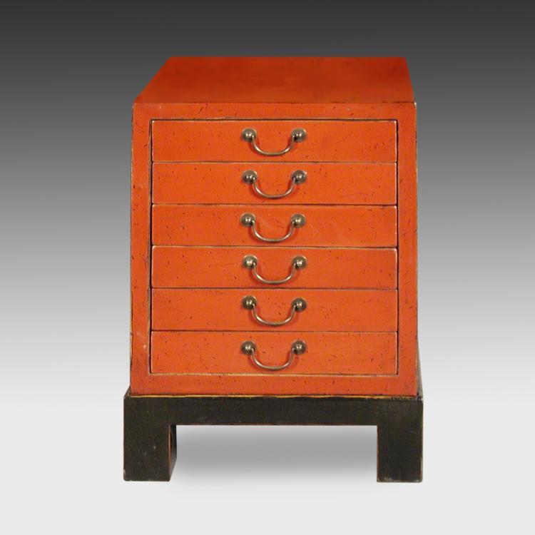 Flat File Side Cabinet