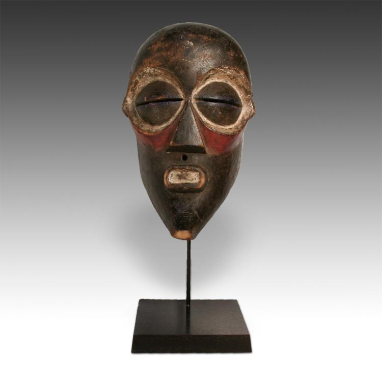 Kibwabwabwa or Mukanda Society Mask, Based