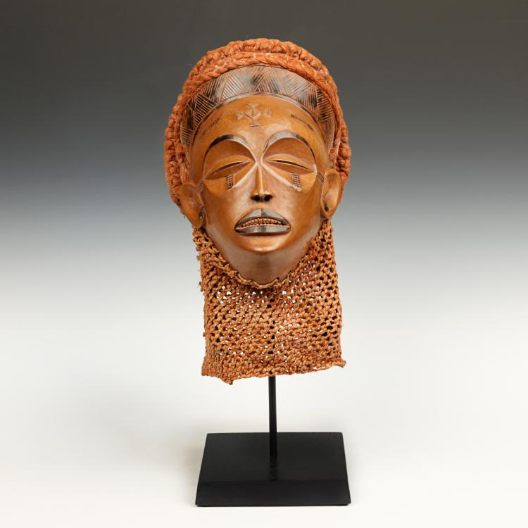 Female Initiation Mask, Based