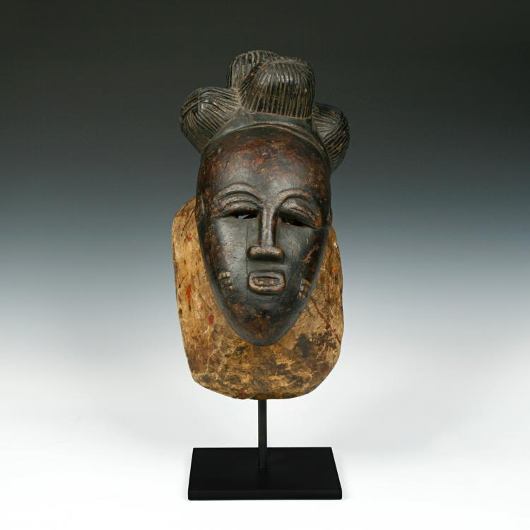 Ceremonial Harvest Mask