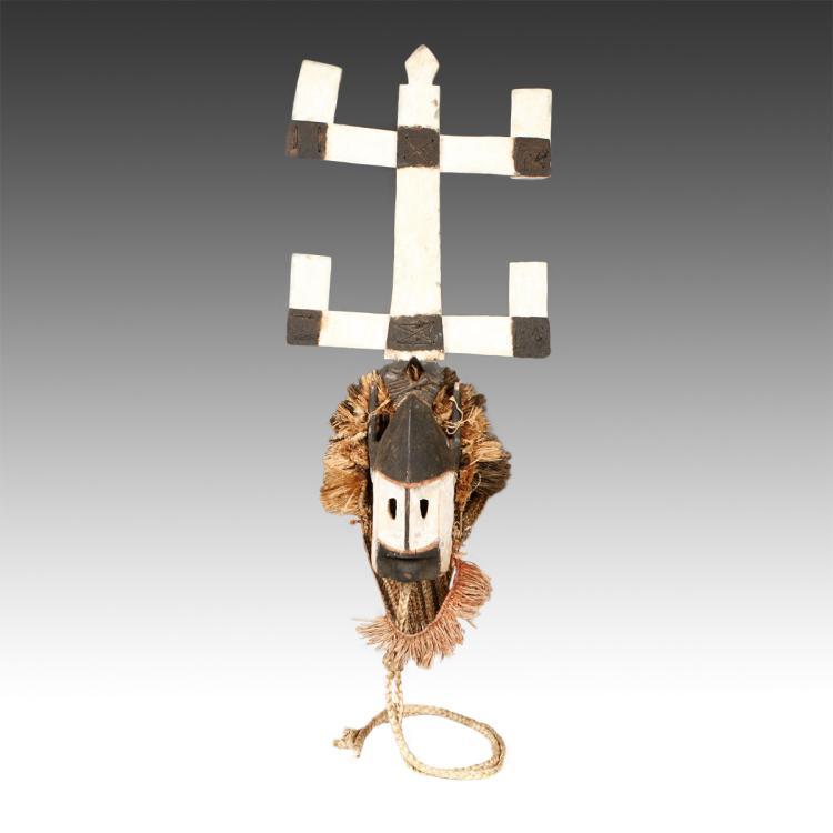 Kanaga Initiation Mask