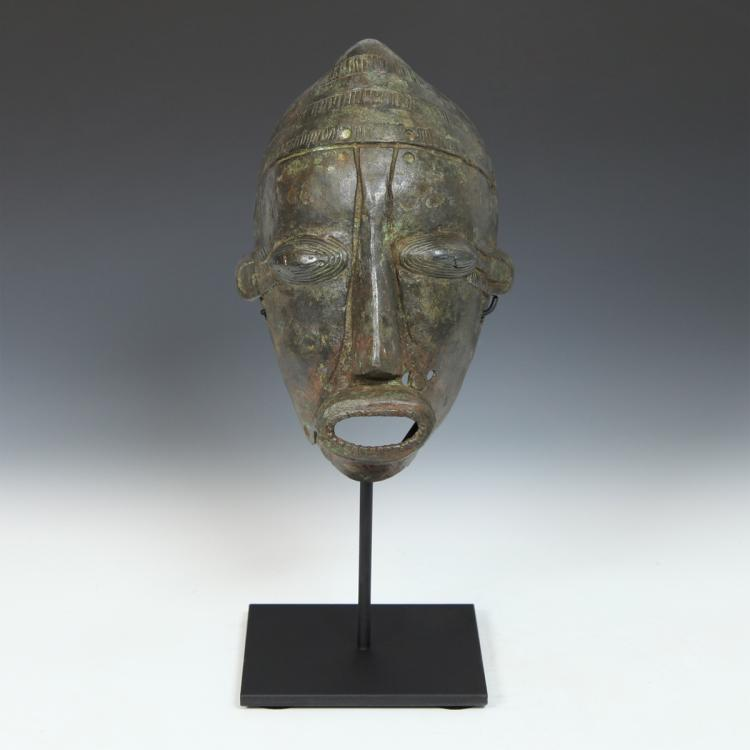 Ceremonial Mask of