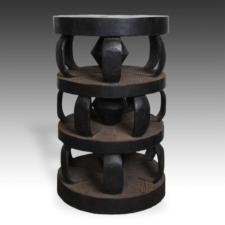 Three-Tiered Stool