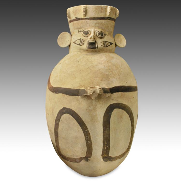Chino or Effigy Vessel