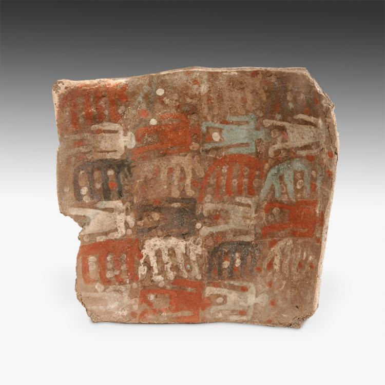 Offrenda or Votive Tablet