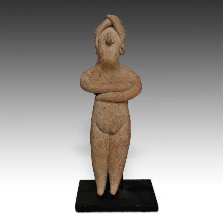 Female Figure, Based