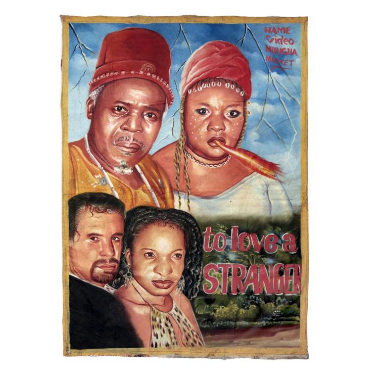 African Movie Poster