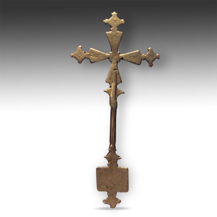 Hand Cross, Based