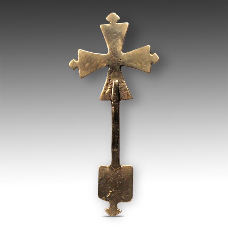 Coptic Cross, Based