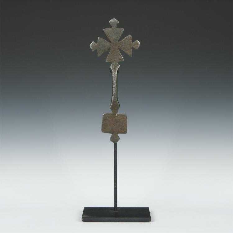 Coptic Hand Cross, Based