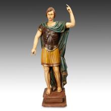 Standing Figure of St. Expeditus