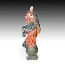 Figure Depicting the Virgin Mary